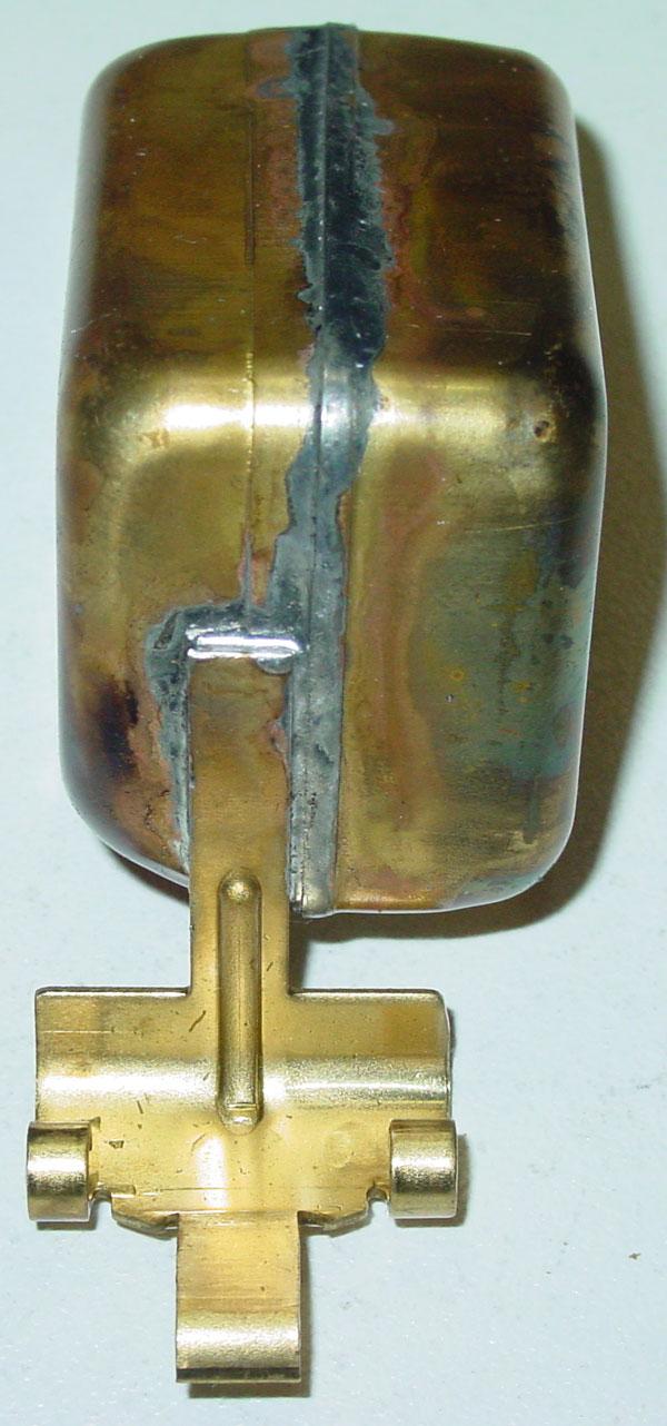 CARBURETOR FLOATS FORD MODEL 4100 4BBL Primary Float C5AF-9550-B 1036//1037 MODEL 2100 2BBL C1AZ-9550-A