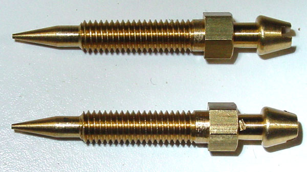 Idle Mixture Screws for Rochester & Carter (#2009C)