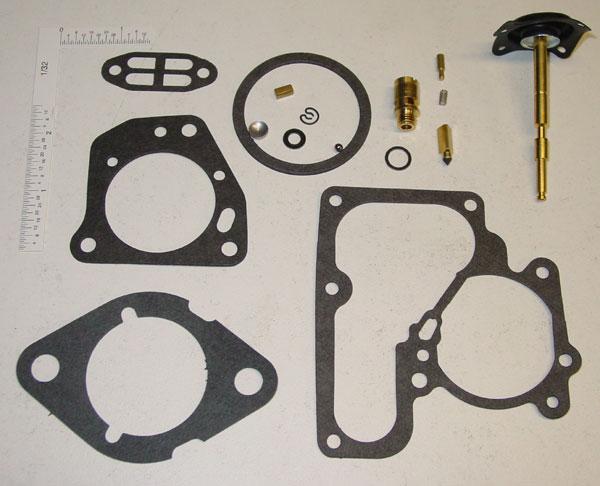 YF Carburetor Rebuild Kit (4060C) - AMC 1977-79, Jeep 1977-79