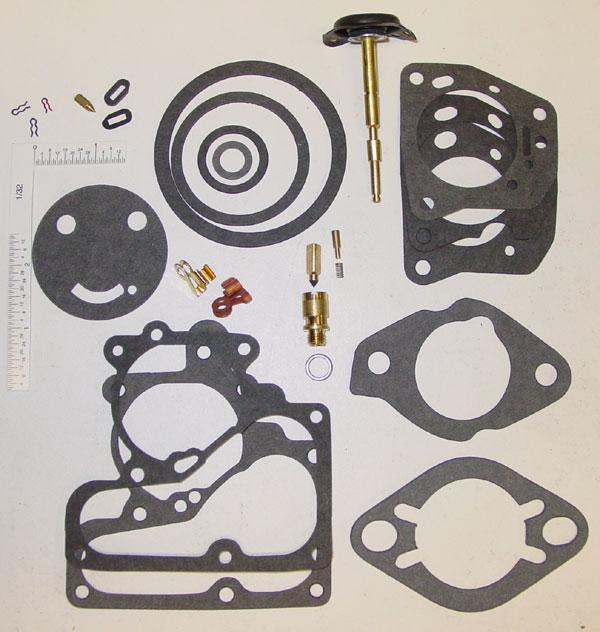 """1966-67 CARB KIT MOPAR CARTER AFB 383/""""  440/"""" ENGINES CHRYSLER  ETHANOL TOLERANT"""