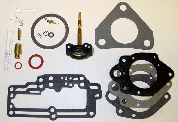 YH Carburetor Rebuild Kit (4061D) - Chevy 1953-55 & 1962-66, Dod