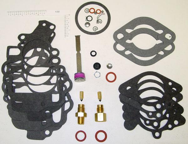 BB Carburetor Rebuild Kit (4061F) - Chrysler 1941, 1946-54, Deso