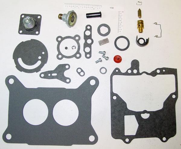 Ford 2150 Carburetor Rebuild Kit (4072H) - FORD 1983-85, Mercury