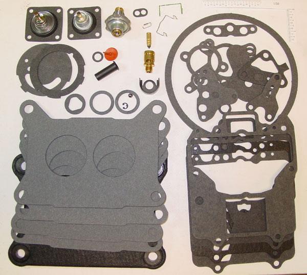 Ford 2150 Carburetor Rebuild Kit (4072I) - FORD 1982-85, LINCOLN