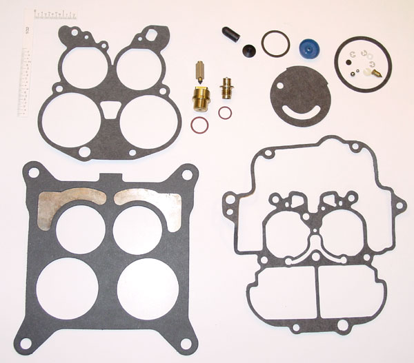 ford 4300 carburetor rebuild kit  4074c