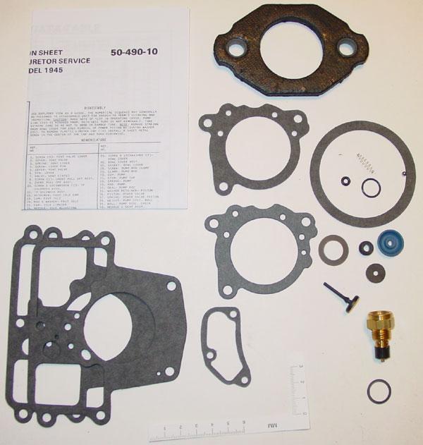 80 81 82 83 84 85 86  Chrysler Dodge Plymouth truck Holley 1bbl carburetor kit
