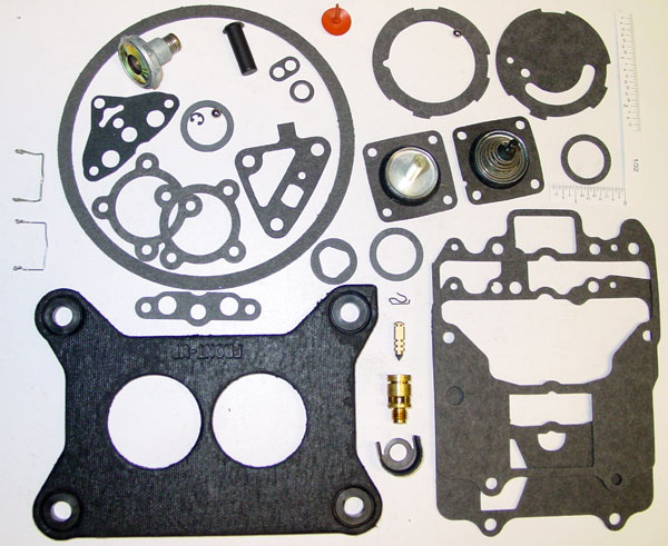 ford 2150 carburetor rebuild kit  4072k