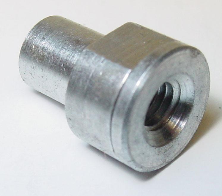 control vacuum rod nut