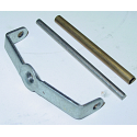 Rochester Air Cleaner Repair Bracket & Pin, 2G - (large bore - 2 2