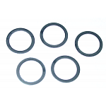 "Inlet Fitting Gaskets- 7/16""/.443"", 5 pack"