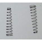 Quadrajet / Dualjet Springs for Primary Metering Rods (2 springs