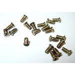 Screws for Throttle Shaft & Choke