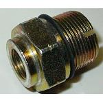 "7/8""-20 x 1/2-20 - Self Tapping Inlet Fitting"