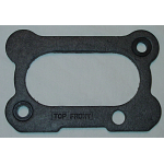 "Large Bore Base Gasket, Rochester 2G - .234"", Chevy 1971-73"