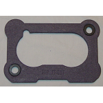 "Large Bore Base Gasket, Rochester 2G - .234"", GM 1974-78"