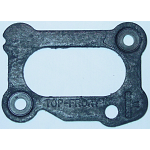"Small Bore Base Gasket, Rochester 2G - .250"", Chevrolet 1973"