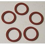 "1/2"" Inlet Fitting Gaskets, 5 pack"