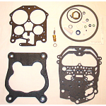 Quadrajet Rebuild Kit, GM 1979-86 4009A