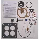 Holley 4000 Carburetor Rebuild Kit (Q4084A) - FORD 1956-57, LINC