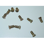 Screws, Clips, Retainers