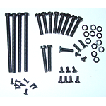 Fasteners- Complete Quadrajet Carburetor Kit, for 1965-66 Quadra