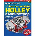 How to Super Tune and Modify Holley Carburetors by David Vizard