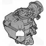 Carter- YF, YFA 1bbl Carburetor
