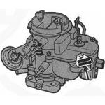Carter- BBD 2bbl Carburetor Part