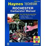 Rochester Carburetor Manual, Haynes Techbook