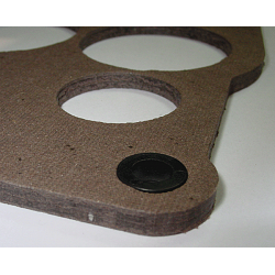 "1/4"" Thick Insulating Base Gasket 2"