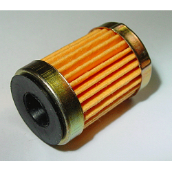 Short Paper Carburetor Fuel Filter with check valve 1