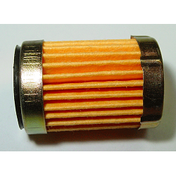 Short Paper Carburetor Fuel Filter with check valve 2