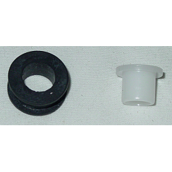 Throttle Lever Bushing & Grommet kit- Rochester, Carter, Holley 1