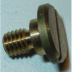 Fast Idle Cam Screw 1
