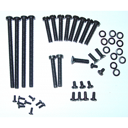 Fasteners- Complete Quadrajet Carburetor Kit, for 1965-66 Quadrajet carburetors 1