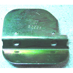 USED- Secondary Air Valve Flap, Dr?side 1