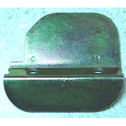 USED- Secondary Air Valve Flap, Dr?side 2