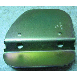 USED- Secondary Air Valve Flap, Pass side 1