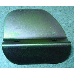 USED- Secondary Air Valve Flap, Pass side 2