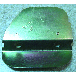 USED- Secondary Air Valve Flap, Dr side 1