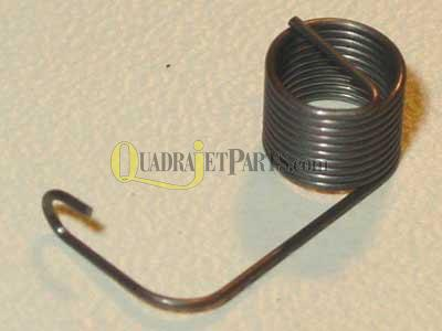Quadrajet Secondary Air Valve Tension Spring