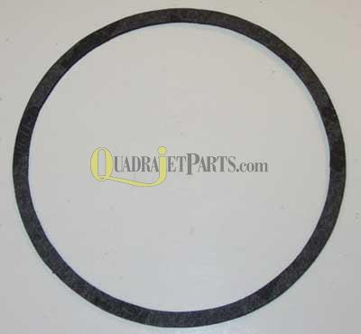 "Air Cleaner Gasket, 5 1/4"" diameter"