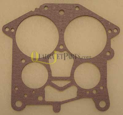 Rochester Quadrajet Carburetor Parts -  Throttle Body Gasket #7040220