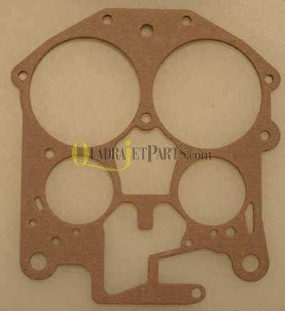 Quadrajet Throttle Body Gasket