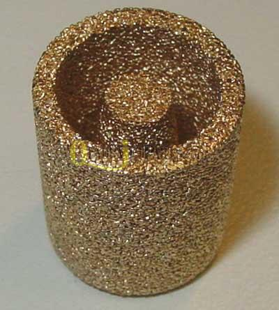 Sintered Bronze Carburetor Fuel Filter