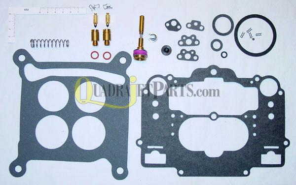 AVS Carburetor Rebuild Kit (4052A), 1966 Chevrolet V8