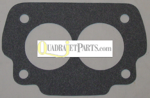 "Large Bore Base Gasket, Rochester 2G - .062"", OEM # 523650, 1351368"