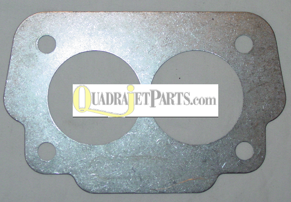 "Large Bore Base Gasket, Rochester 2G - .020"" Stainless Steel, OE"