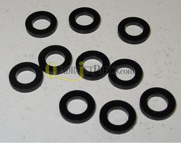Holley Brass Accelerator Transfer Tube O Rings Ten Pack