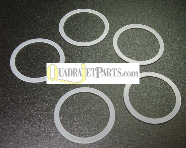 "1"" Inlet Fitting Gaskets, 5 pack"